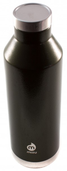 MIZU V8 - Army Green Hammer (800ml, vakuum isoliert)