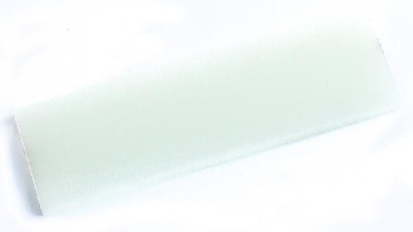 Kirinite nachleuchtend grün, Griffschale dick