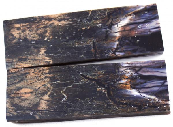 Raffir® Mammut Ivory Griffschalenpaar dunkel