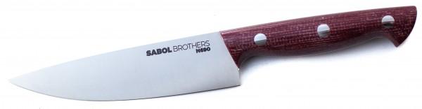SabolBrothers Kochmesser 16cm