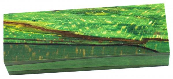 Raffir® stabilisierte gestockte Buche YC grün