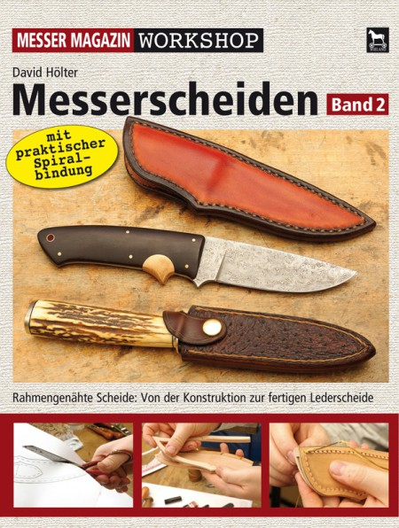 Buch Workshop Messerscheiden Band 2
