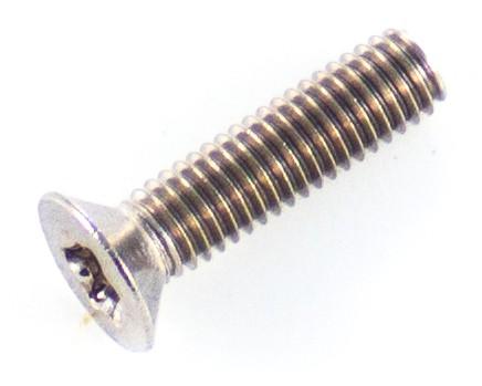 Torx-Schraube (A2) Senkkopf M3 x 12 - 10er Packung