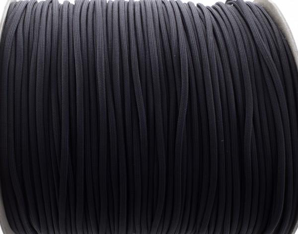 Paracord 550 - 5m schwarz