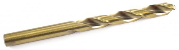 Bohrer HSS-G Co 5% - Bohrer für Stahl 9,5mm (Länge:125mm)
