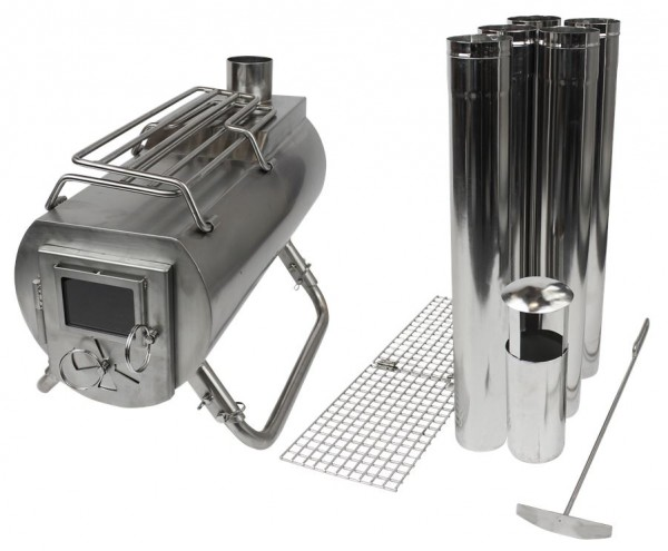 G-Stove Heat View XL neue Version 2.0
