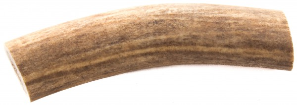 Rentiergeweih, Rolle dünn, ca. 17x21mm