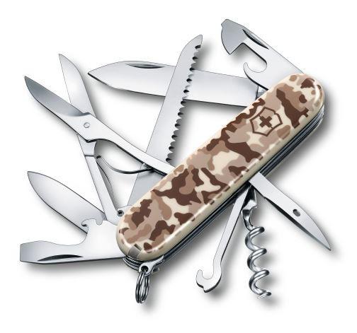 Victorinox Offiziersmesser Huntsman Desert Camouflage