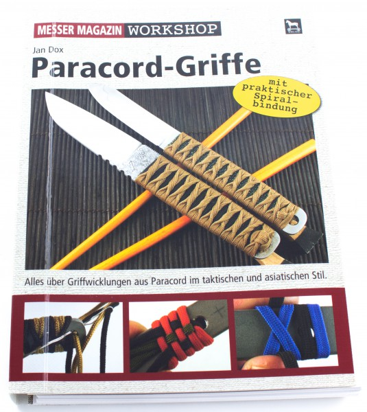 Buch Workshop Paracord-Griffe