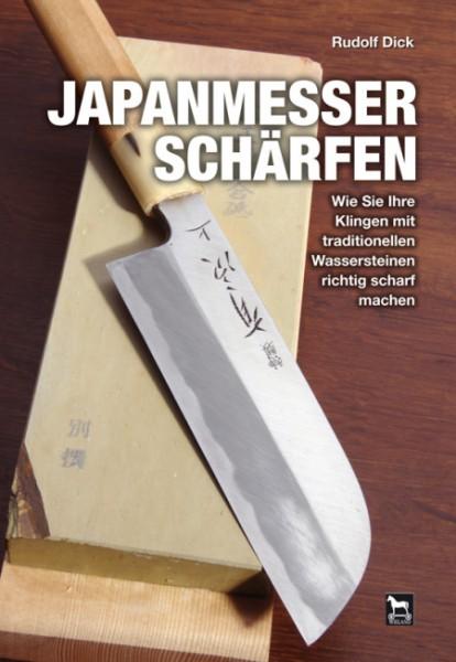Buch Japanmesser schärfen