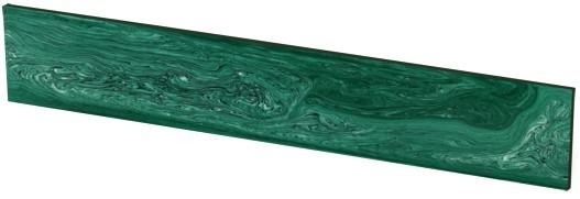 JUMA Gem. grün Platte 5mm