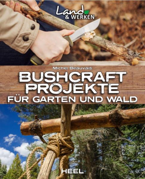 Buch Bushcraft Projekte für Garten und Wald