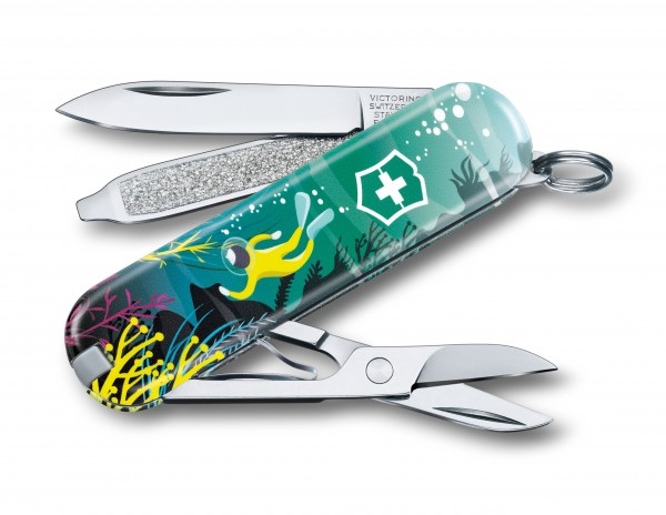 Victorinox Classic Limited Edition 2020, Deep Diving