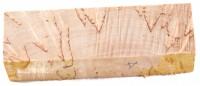 Holz Karelische Maserbirke (Grade A) X-cut