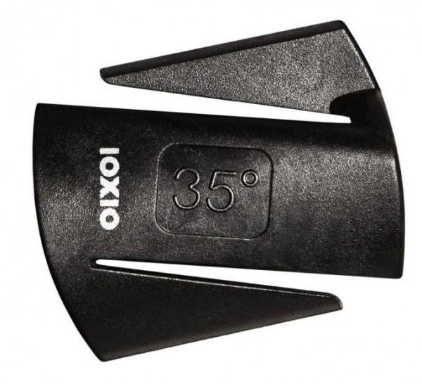 IOXIO Schleifhilfe Sharp Guide 35°