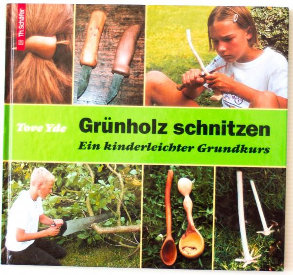 Buch Grünholz schnitzen