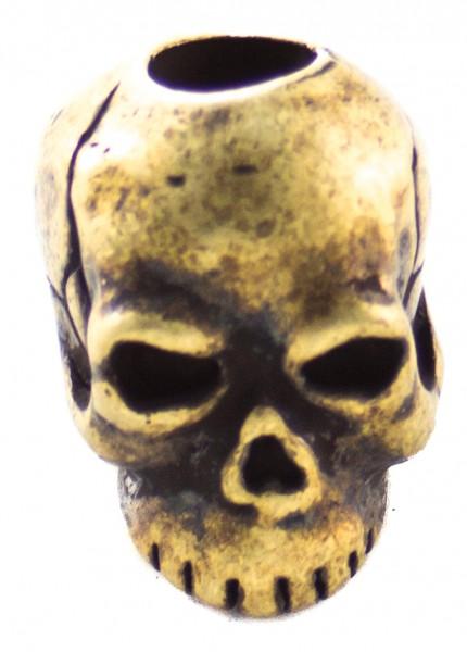 Klassischer Skull roman Messing