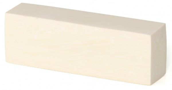 elforyn Farbe elfenbein gemasert, grosser Block