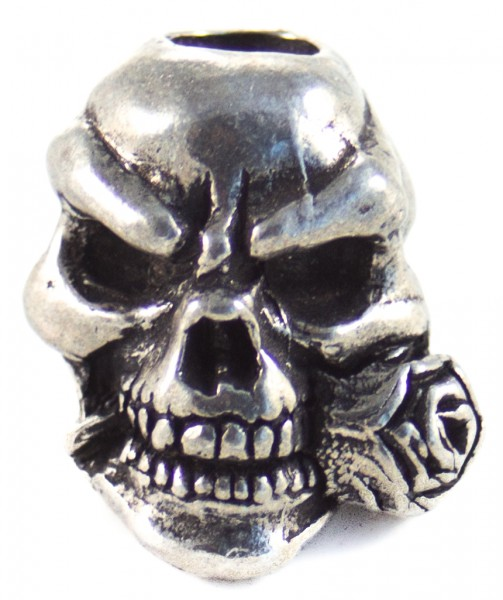 Rose Skull Zinn