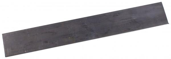 Stahl - 1.5634 - ca. 2,0 x 40mm / 25 cm lang (weichgeglüht)