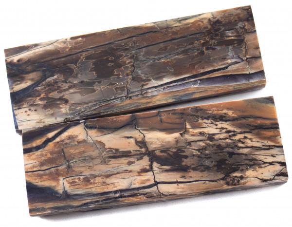 Raffir® Mammut Ivory Griffschalenpaar natur