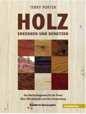 Buch Holz erkennen und benutzen