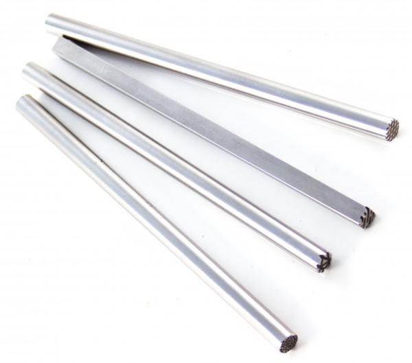 Texturier-Set für Metalle