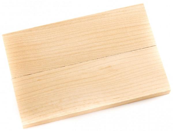Holz Ahorn, Griffschalenpaar