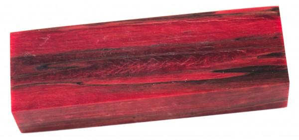 Raffir® stabilisierte gestockte Buche YC rot